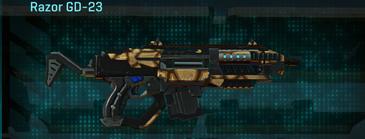 Giraffe carbine razor gd-23