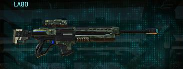 Amerish brush sniper rifle la80