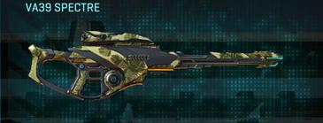 Palm sniper rifle va39 spectre