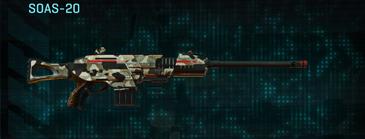 Desert scrub v1 scout rifle soas-20