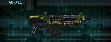 Jungle forest carbine ac-x11