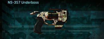 Arid forest pistol ns-357 underboss