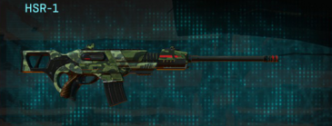 Amerish forest scout rifle hsr-1