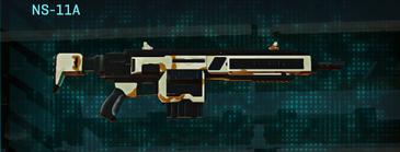 California scrub assault rifle ns-11a