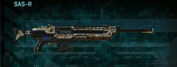 Arid forest sniper rifle sas-r