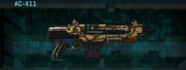 Giraffe carbine ac-x11