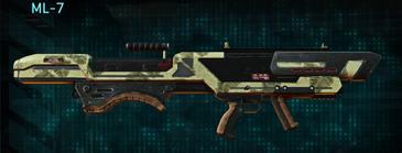 Palm rocket launcher ml-7