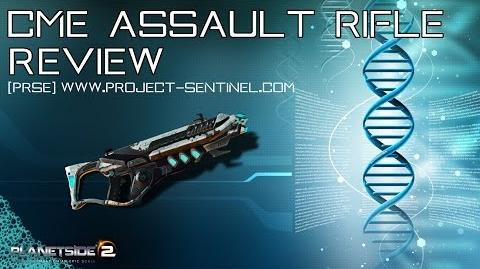 CME Assault Rifle - The Titan Review