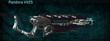Forest greyscale shotgun pandora vx25