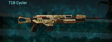 Sandy scrub assault rifle t1b cycler