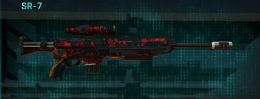 Tr loyal soldier sniper rifle sr-7