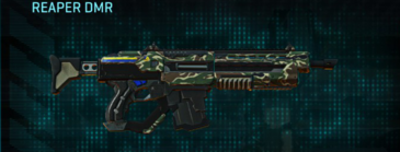 Scrub forest assault rifle reaper dmr