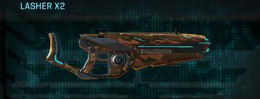 Indar rock heavy gun lasher x2