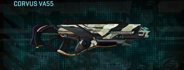 Indar dry ocean assault rifle corvus va55