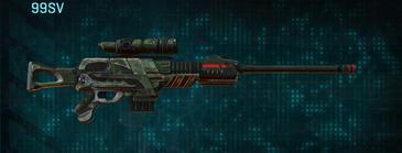 Amerish scrub sniper rifle 99sv