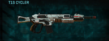 Rocky tundra assault rifle t1s cycler