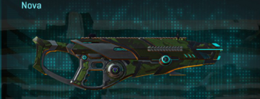 Amerish leaf shotgun nova