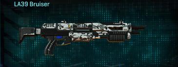 Forest greyscale shotgun la39 bruiser