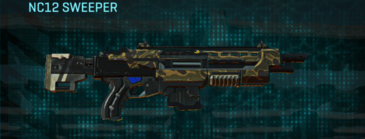 Indar highlands v1 shotgun nc12 sweeper