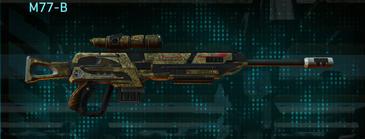 Indar highlands v2 sniper rifle m77-b