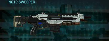 Rocky tundra shotgun nc12 sweeper