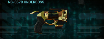 India scrub pistol ns-357b underboss