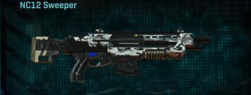 Forest greyscale shotgun nc12 sweeper