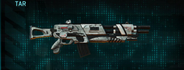 Rocky tundra assault rifle tar