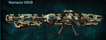 Desert scrub v1 rocket launcher nemesis vsh9