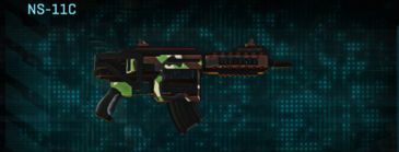 African forest carbine ns-11c