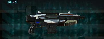 Esamir ice carbine gd-7f