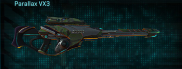 Amerish scrub sniper rifle parallax vx3