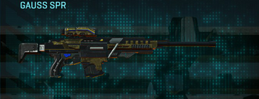Indar highlands v2 sniper rifle gauss spr