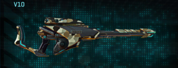 Desert scrub v1 sniper rifle v10