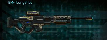 Arid forest sniper rifle em4 longshot