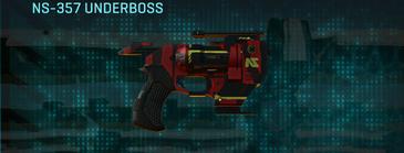 Tr zebra pistol ns-357 underboss
