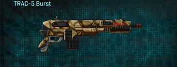 Giraffe carbine trac-5 burst