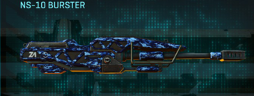 Nc digital max ns-10 burster