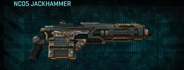 Indar dunes heavy gun nc05 jackhammer