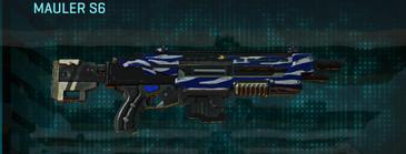 Nc zebra shotgun mauler s6