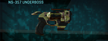 Woodland pistol ns-357 underboss
