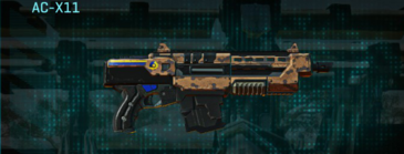Indar canyons v1 carbine ac-x11