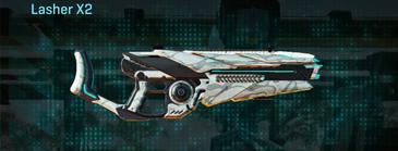 Esamir snow heavy gun lasher x2