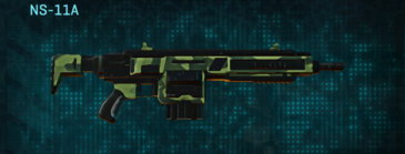Amerish forest assault rifle ns-11a