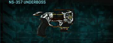 Snow aspen forest pistol ns-357 underboss