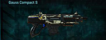 Desert scrub v1 carbine gauss compact s