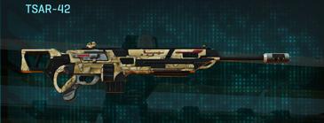 Sandy scrub sniper rifle tsar-42