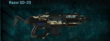 Desert scrub v1 carbine razor gd-23