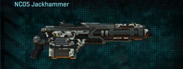 Desert scrub v1 heavy gun nc05 jackhammer