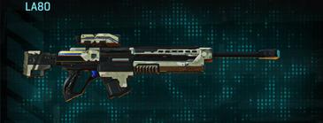 Indar dry ocean sniper rifle la80